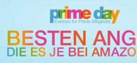 Amazon Prime Day: Heute zahlreiche Schnäppchen-Angebote zum 20. Geburtstag