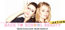 bhcosmetics: Back to School Aktion mit Lidschatten-Paletten ab 7€, Foundation für 3€, Pinsel-Set für 7€, uvm.