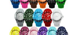KNALLER!!! Silikon Damen Armbanduhr in verschiedenen Farben nur 2,49 € inkl. Versand