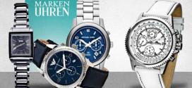 Uhren-Special: Große Auswahl verschiedener Marken wie Guess, Karl Lagerfeld, Marc Jacobs & Adidas bis zu 78% günstiger
