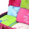Praktisches Koffer-Organizer-Set inkl. 5 Boxen für nur 12,95 €