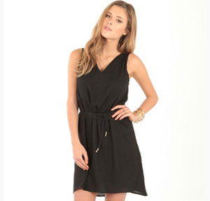 Pimki Kleid schwarz 60 Prozent