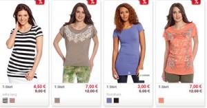 C und A 70 Prozent Kleidung