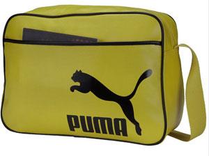 Ebay Sommer Sale Puma Umhängetasche 40 Prozent grün