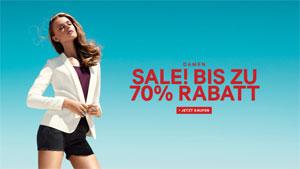 H&M 70 Prozent Rabatt