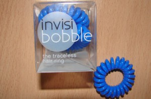 Glossybox August 2013 Invisibobble