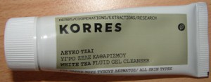 Glossybox August 2013 Korres