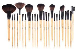 Ellore Femme Make-up und Bürsten-Set 73 Prozent Rabatt Pinsel
