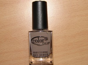 Glossybox September Color Club Nagellack