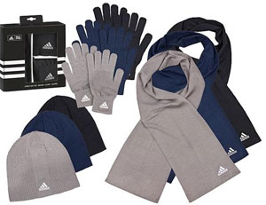 Adidas Strick Winter Set 44 prozent günstiger