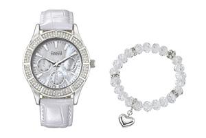 firetti Armbanduhr + Armband 50 Prozent günstiger