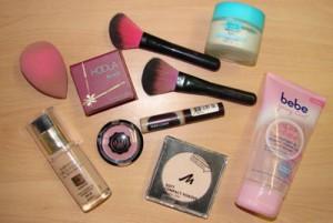 Make up richtig auftragen Zubehör