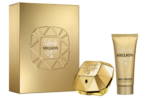 Paco Rabanne Lady Million Duftset