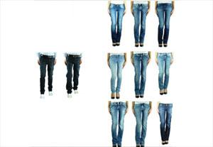 Pepe Jeans Damen Herren 58 Prozent