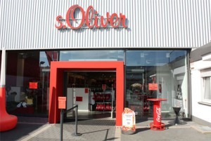 s.Oliver Outlet-Store Ratingen