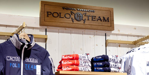 Tom Tailor Outlet Polo Team