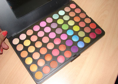 bhCosmetic 120 Color Lidschattenpalette 3rd Edition Präsentation