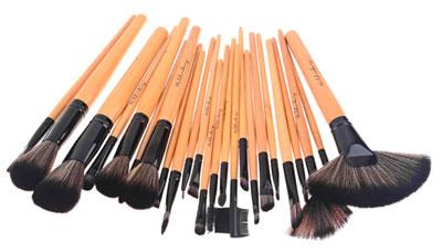 Bilderberg make-up Pinselset 24 Teile 73 Prozent reduziert Auswahl