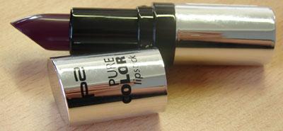 DM Haul Ausbeute p2 Pure Color Lipstick Madison Square