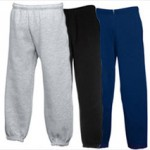 Fruit of the Loom unisex 2er Set Jogginghosen