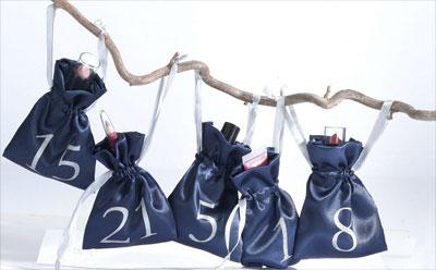 Kosmetik Adventskalender 29 Prozent günstiger Säckchen