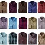 Land's End Herrenhemden Buttondown 72 Prozent günstiger