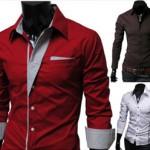 Merish Herren Hemden 61 Prozent günstiger