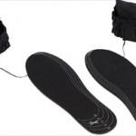 infactory beheizbare Schuheinlagen