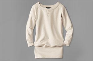 Kuschel Longsweater 50 Prozent günstiger