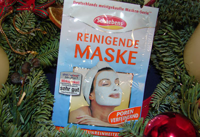 Pink Box November 2013 Test Schaebens Maske