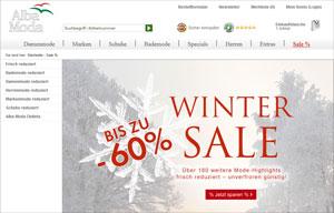 Alba Moda Winter Sale 60 Prozent Rabatt