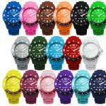 CM3 Silikon Armbanduhr