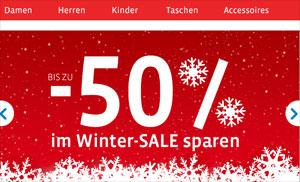 Mirapodo 6 Euro Winter Sale 50 Prozent Rabatt