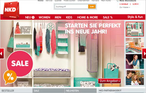 NKD Sale 50 Prozent Rabatt