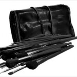 Oramics Kosmetik Pinsel Set 34 Teile Rolltasche 50 Prozent-guenstiger