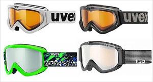 Uvex Alpina Skibrillen