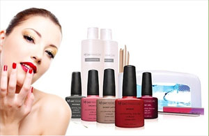 Colour Gel Polish Starter Kit Nagellack