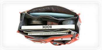 handtaschen Organizer Ordnung System