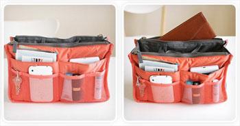 Handtaschen Organizer Ordnung