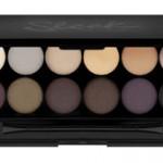 Sleek Eyeshadow-palette I-Divine Au Naturel
