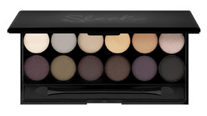 Sleek Eyeshadow-palette I-Divine Au Naturel