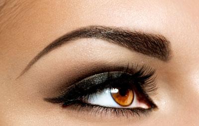 Beauty Quick Tipp 13 Lidstrich Bogen