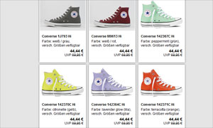 Converse All Star High Low