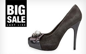 Damen Schuhe extravagant