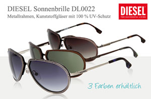 Diesel Sonnenbrille
