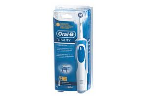 Oral-B Vitality Elektrische Zahnbürste Precision Clean für nur 14,99 Euro