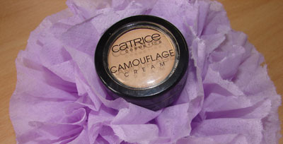 Top 5 unter 5 TAG Catrice Camouflage