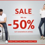 C&A 50 Prozent Rabatt