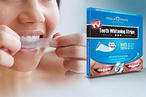 Stella White Zahnweißstreifen