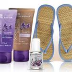 Lavendel Fußpflege Set